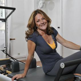 Magali Sterlin Hocquard - Professeur de Pilates fondatrice
